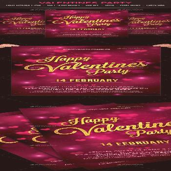 Infographics    valentine party flyer, pool party flyer, techno party flyer, party flyer design tem