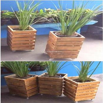 Rustic and lots artistically, this pallet planter design is what bringing you out to make it part o
